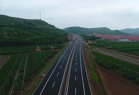 S306海莱线海阳南柳至紫石夼段改建工程