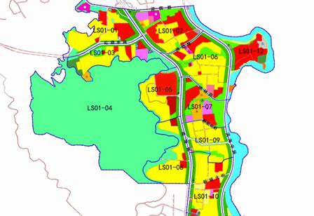 烟台市莱山区规划管理单元划分及开发强度分区规划